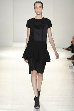 Victoria Beckham _Fashion Week New York. Primavera-Verano 2014.
