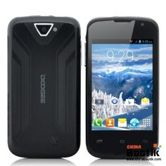 """Android 4.2 Phone """"DOOGEE Collo 2 DG120"""" -  Dual Core(Black) #androidphone #smartphone"""