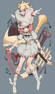 Female Characters, Anime Characters, Manga Anime, Anime Art, Kill A Kill, Everyday Life With Monsters, Gamers Anime, A Hat In Time, Gurren Lagann