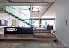 Casa Groveland / Mcleod Bovell, Vancouver, Canadá. http://www.arquitexs.com/2015/01/casa-moderna-groveland-vancouver.html