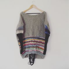 Big silhouette wool top #mokely #wool #bigsilhouette