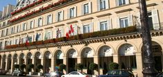 Le Meurice, Paris, Hotel, Fassade