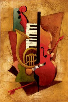Ensemble by Emanuel Mattini