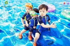 """Superman Returns"" Triplets Pose for Children's Outdoor Clothing Line Superman Baby, Cute Kids, Cute Babies, Outdoor Clothing Brands, Triplet Babies, Man Se, Song Triplets, Song Daehan, Asian Babies"