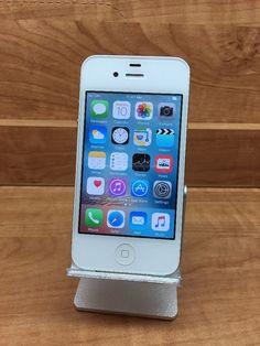 Apple iPhone 4s - 16GB - White (UNLOCKED) Smartphone Item 5544 | eBay