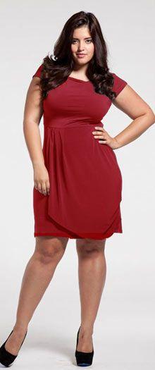 Giselle Plus Size Dress