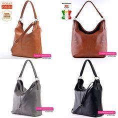 39260bea55d4e To tylko 4 z wielu dostępnych kolorów tego modelu - praktyczna polska torba  z licowej naturalnej skóry wysokiej jakości