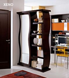 Furniture Design Divider fascinating half wall room divider for interior design: storage