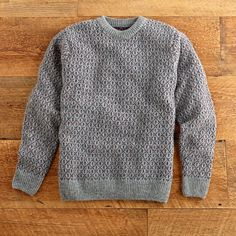 a8c26451e1c Scottish Classic Fisherman Sweater