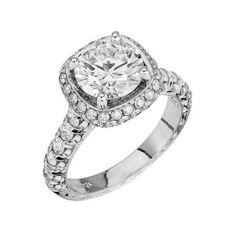 Jack+Kelege+Diamond+Engagement+Ring