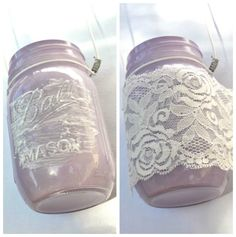 DIY Mason Lanterns Jar - rendono la vita bella