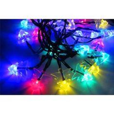 Solar Led String Lights Outdoor Amazing Solar Powered Outdoor Christmas Led String Lights For Decorations