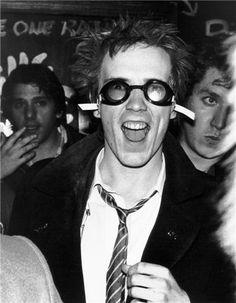 Johnny Rotten, Atlanta, 1978