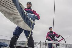 Jour 8 : le dilemme du grain de poivre - Team SCA in the Volvo Ocean Race