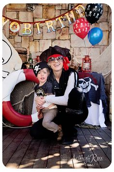 Zac's Pirate Party | Johannesburg Birthday Party Photography