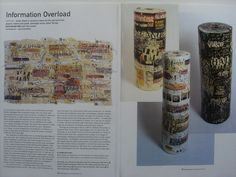 Ceramic Review article Andy Shaw ceramics www.saatchiart.com/andyshawart www.etsy.com/shop/AndyShawArt