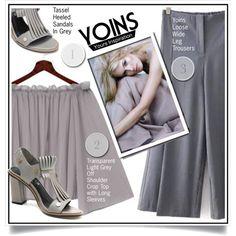 Yoins XIII/1 by ewa-naukowicz-wojcik on Polyvore featuring moda, yoins…