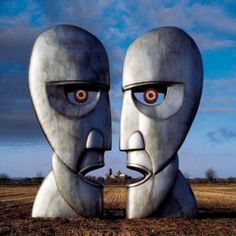 Tapa del disco de pink floyd-the division bell (1994)