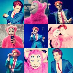 i love hesitant alien aesthetics so much like HA was so weird and colorful and it was like gee made an album like a living comic book?? it was fucking rad, that's all i'm sayin