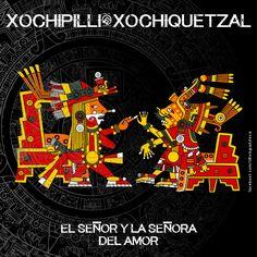 La mitología mexica o mitología azteca es una extensión del complejo cultural mexica. Antes de llegar los aztecas al valle del Anáhuac, ya existían antiguos cultos y diosas del Sol que ellos adoptaron en su afán de adquirir un rostro.[cita requerida] Al asimilarlos también cambiaron sus propios dioses, tratando de colocarlos al mismo nivel de los antiguos dioses del panteón nahua. Aztec Religion, Mayan Astrology, Aztec Symbols, Mexican Artwork, Aztec Culture, Aztec Warrior, Mexico Culture, Aztec Art, Tatoo