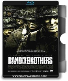 Band of Brothers (Série) DR-GUE (2001) 1h 13 Min (Por Episódio) Titulo do Filme: Band of Brothers Gênero: Drama | Guerra Temporadas: 1 – Episódios 10 Ano de Lançamento: 2001 Duração: 1h 13 Min.(Por Episódio) Imdb 9.6/10 1ª Temporada 2001 (10 Episódios) – Baixei Todos - Assisti 0 08/2016 MN /10 (No Pin it)