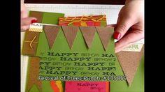 October My Paper Pumpkin www.LaurasStampPad.com