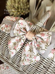 Paper Houses, Basket Decoration, Basket Weaving, Sewing Crafts, Wicker, Bbg, Baskets, Folding Screens, Ornaments