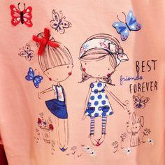 Cinnamon Joe Free Motion Embroidery, Machine Embroidery, Cute Girl Illustration, Teen Trends, Kids Birthday Cards, Personalized T Shirts, Kids Prints, Doodle Art, Cute Kids