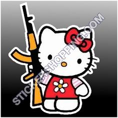 Google Image Result for http://stickershopping.com/shoppingcart/catalog/images/HELLO%20KITTY%20GUN%20%20indoor%20outdoor%20sticker.jpg