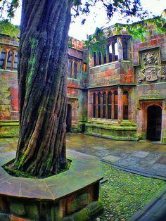 Courtyard by Nicholas Dalby, via Flickr