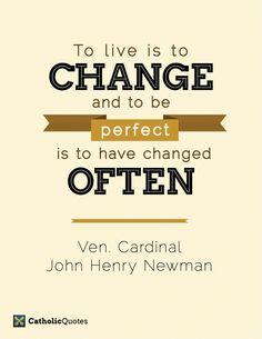 Venerable Cardinal John Henry Newman