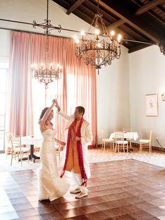 Christina & Sunil   Indian Fusion Wedding   Snippet & Ink