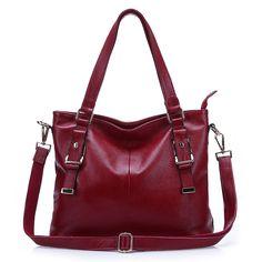160.00$  Watch here - http://aligl6.worldwells.pw/go.php?t=32761843590 - 2017 Real Cowhide Leather Shoulder Bag Luxury Women Shopping Handbag Large Ladies Tote Handbags Soft Leather Handbag 160.00$