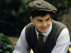 Cutie Gilbert Blythe, played by then17 year old Jonathan Crombie
