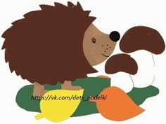 This is a nice autumn craft idea. This hedgehog is a pretty autumn window decoration which is easy to make. Diy And Crafts, Crafts For Kids, Paper Crafts, Iris Folding Templates, Autumn Crafts, Fall Is Here, Autumn Activities, Woodland Creatures, Diy For Kids