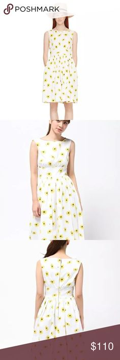 NWT! Kate Spade Daisy Dot Lyric Dress Floral So cute!! This dress is brand new with tags. Simply stunning - retail $368! kate spade Dresses Mini