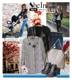 """""""Shein.com X/10"""" by lip-balm ❤ liked on Polyvore"""