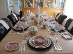 The Welcomed Guest: Spode Tower Luncheon