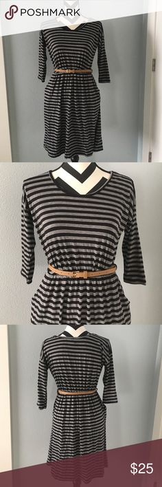 NWOT Modcloth 3/4 sleeve dress Brand new without tags. Comfortable Gilli brand dress. Has pockets ModCloth Dresses
