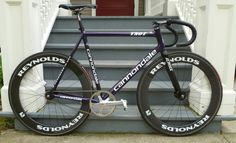 Cannondale CAAD 5 Optimo (Major Taylor Track) 2004