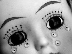 Doll's eyes