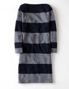 I've spotted this @BodenClothing Evie Knitted Dress Navy/Ivory