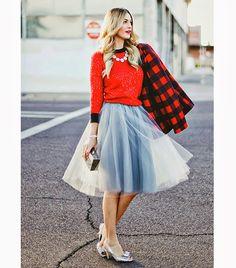 TU BLOG SHOP: How to wear: Faldas de tul