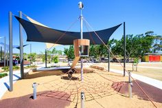 Commercial Playground Design | White's Hill Recreation Reserve - Camp Hill | Urban Play