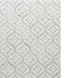 Mai Tai Carrara Pattern from the Jet Set collection by Walker Zanger.