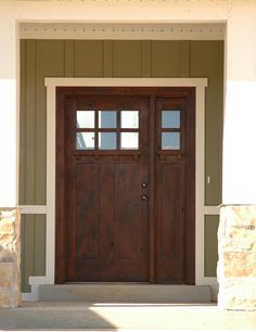 Merveilleux Craftsman Exterior Doors From UberDoors Continue To Rank Among The More  Popular Door Types Thanks To Its Versatility And Visually Appealing Design.