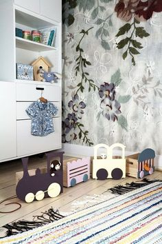 How to Incorporate a Romantic Vibe into Your Kid's Room https://petitandsmall.com/romantic-vibe-kids-room/