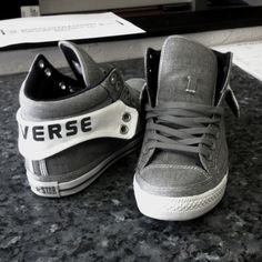 Converse High Tops / Follow My SNEAKERS Board!