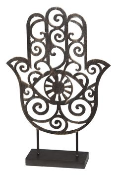 Hamsa Sculpture