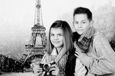 cesta do Paříže ,Paris,focení,děti